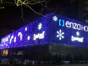 BİNA LED IŞIK SÜSLEME, Kayseri Bina Led Işık Süsleme, Yılbaşı Led Dekorasyon Olarak, Türkiye Led Işık Süslemeleri Yapıyoruz.
