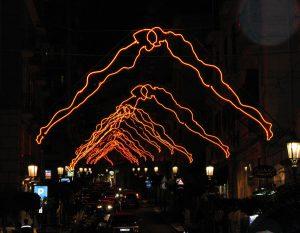 Sokak Işıklandırma Süsleme,